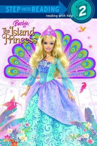 book cover of Barbie As the Island Princess
