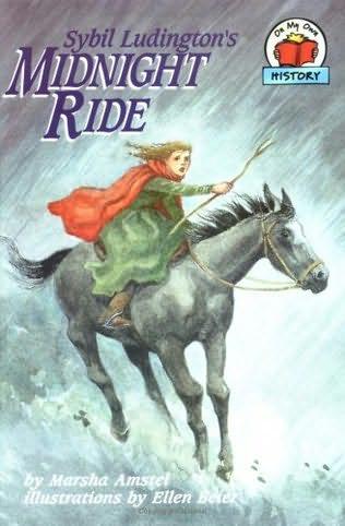 book cover of Sybil Ludington\'s Midnight Ride