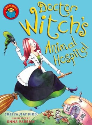 book cover of Doctor Witch\'s Animal Hospital