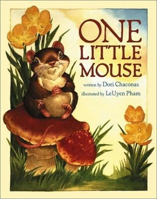 book cover of One Little Mouse