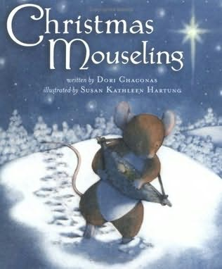book cover of Christmas Mouseling