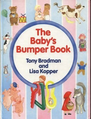 book cover of Baby\'s Bumper Book