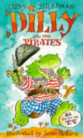book cover of Dilly and the Pirates