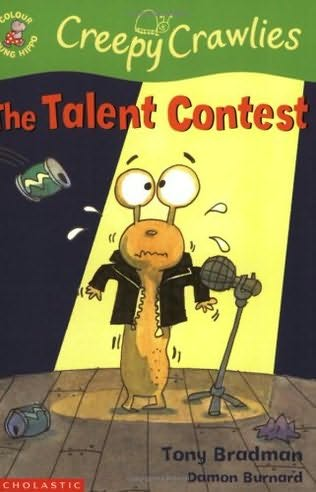 book cover of The Talent Contest