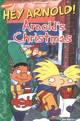 book cover of Arnold\'s Christmas