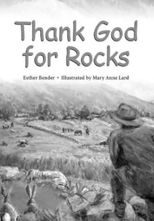 book cover of Thank God for Rocks