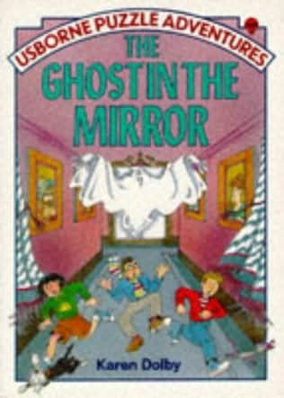 book cover of The Ghost in the Mirror