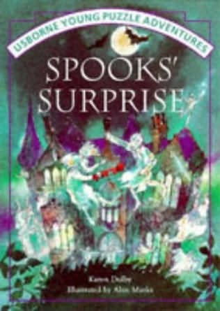 book cover of Spooks\' Surprise