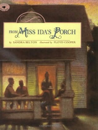 book cover of From Miss Ida\'s Porch