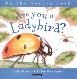book cover of Are You a Ladybird?