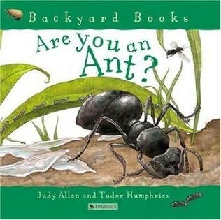 book cover of Are You an Ant?
