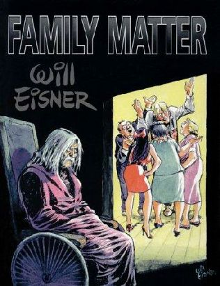 book cover of A Family Matter
