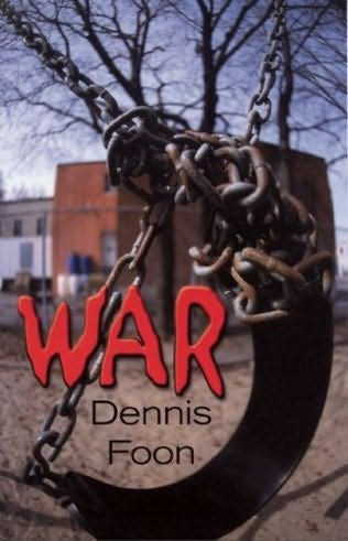 book cover of War