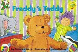book cover of Freddy\'s Teddy