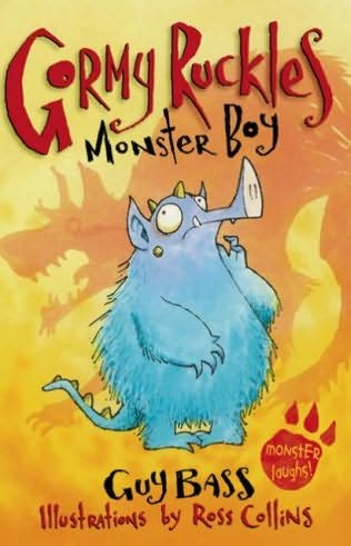 book cover of Monster Boy
