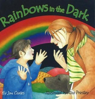 book cover of Rainbows in the Dark