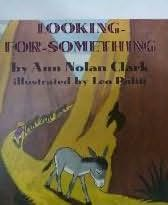 book cover of Looking-for-Something