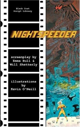 book cover of Nightspeeder