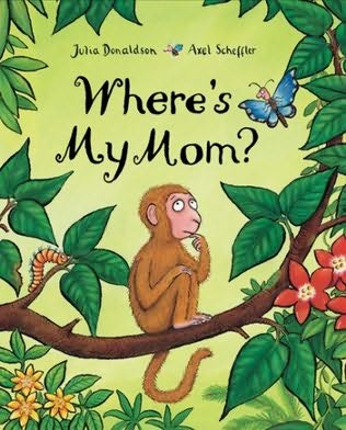 book cover of Where\'s My Mom?