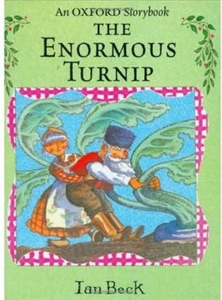 book cover of Enormous Turnip