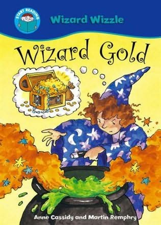 book cover of Wizard Gold