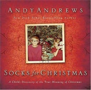 book cover of Socks for Christmas
