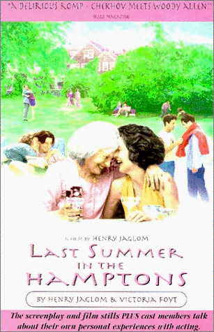 book cover of Last Summer in the Hamptons