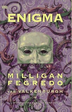 book cover of Enigma