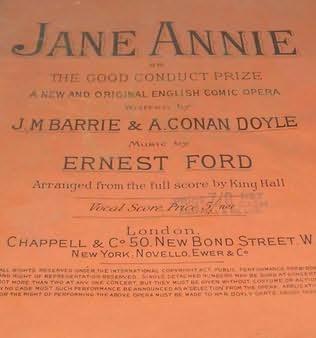book cover of Jane Annie