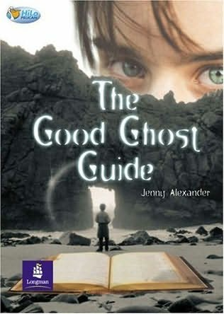 book cover of The Good Ghost Guide