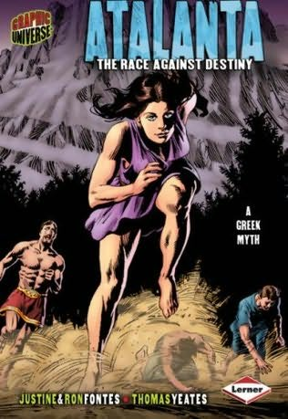book cover of Atalanta: The Race Against Destiny