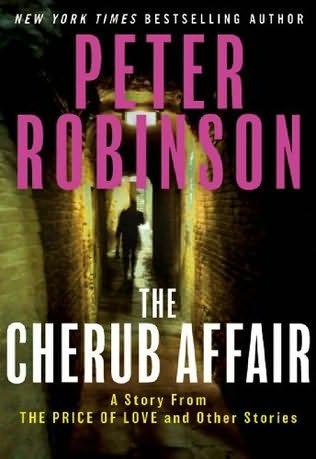 book cover of The Cherub Affair