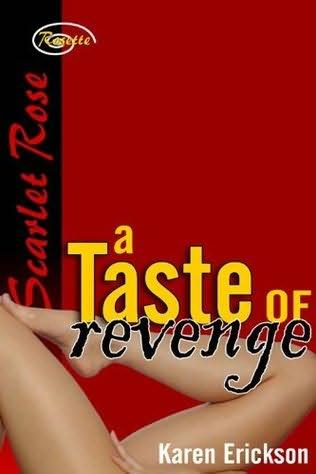 book cover of A Taste Of Revenge