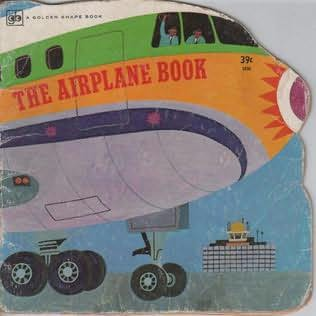 book cover of The Airplane Book