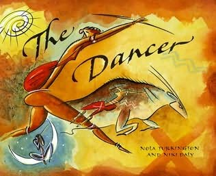 book cover of The Dancer