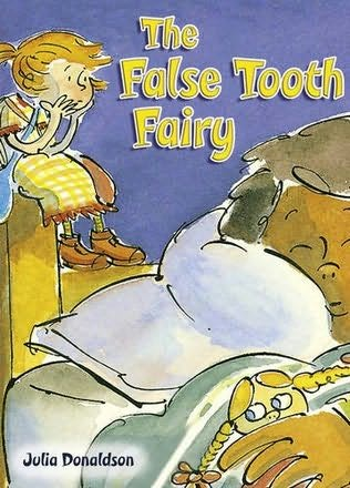 book cover of The False Tooth Fairy