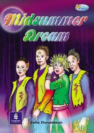 book cover of Midsummer Dream