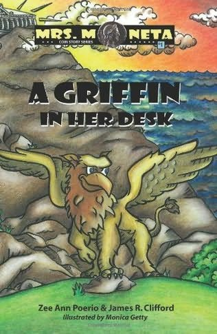 book cover of A Griffin In Her Desk