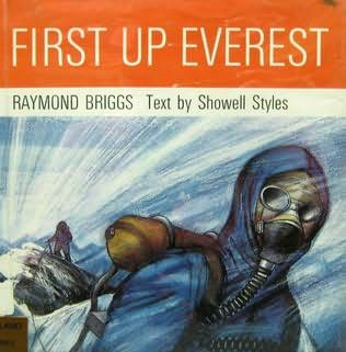 book cover of First Up Everest