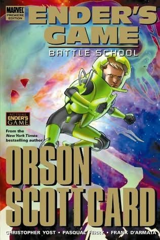 book cover of Ender\'s Game: Battle School