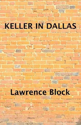 book cover of Keller in Dallas