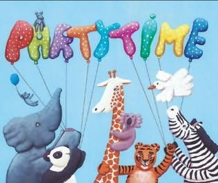 book cover of Partytime