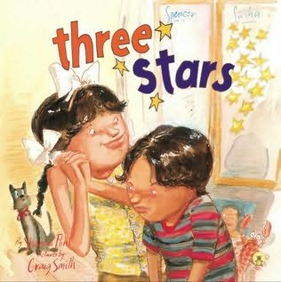book cover of Three Stars