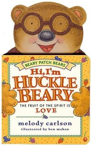 book cover of Hi, I\'m Hucklebeary