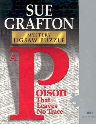 book cover of A Poison That Leaves No Trace