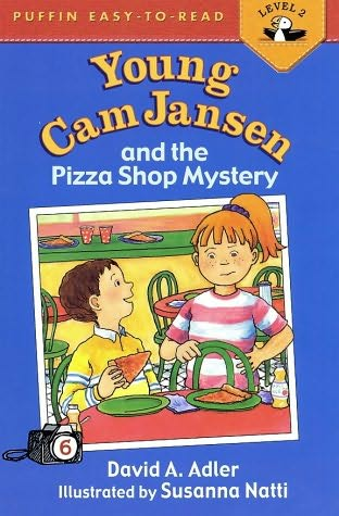 book cover of The Pizza Shop Mystery