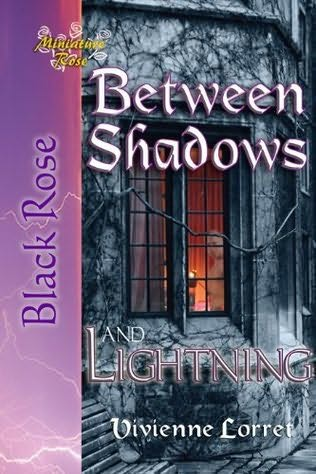 book cover of Between Shadows and Lightning