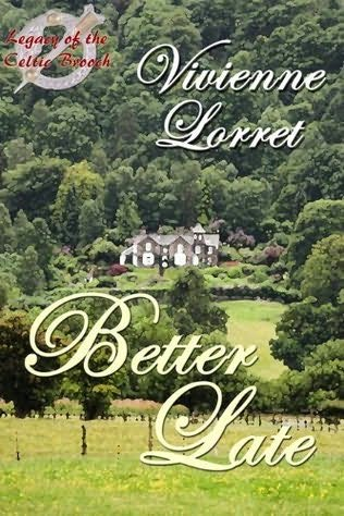book cover of Better Late
