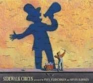 book cover of Sidewalk Circus