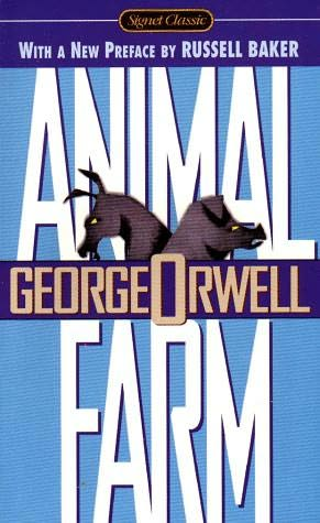 A novel by George Orwell